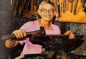 Denise Axelsen Artisan Blacksmith Townsville